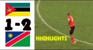 Video: Mozambique vs Namibia 1-2 ALL GOALS 2018 Africa Cup of Nations Qualifiers
